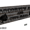 Вывеска Мэрии Реддинга (Ascorti's Ace and City Hall sign)