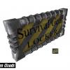 Вывеска магазина снаряжения (Survival gear shop sign)