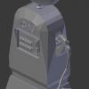 Бензоколонка (Gas pump)