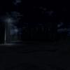Тест фонарей ночью (Night streetlight test)