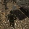 У разрытой могилы (Near the diged grave)