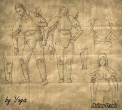 Персонажи (Characters)