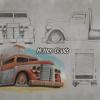 Транспортный грузовик (Transport truck)
